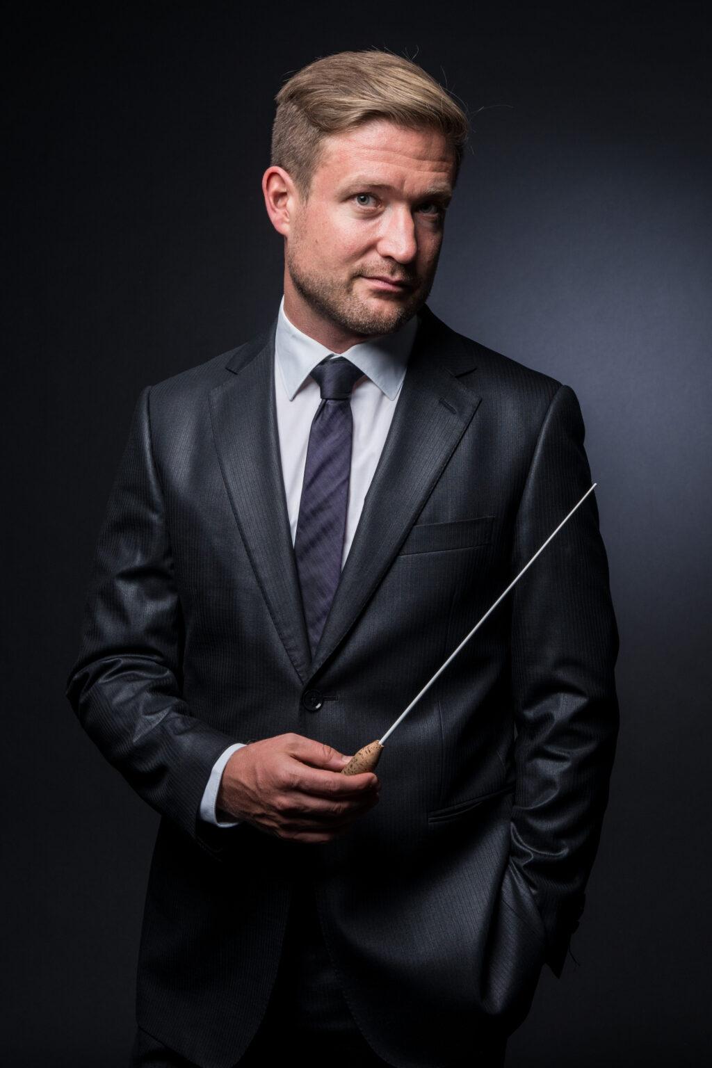 Dirigent Niki Wüthrich